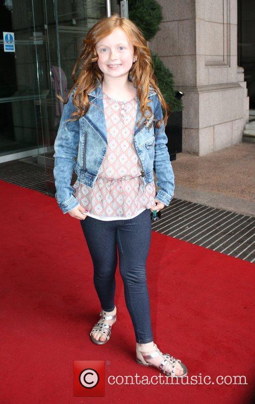 Maisie Smith The British Soap Awards at Granada...