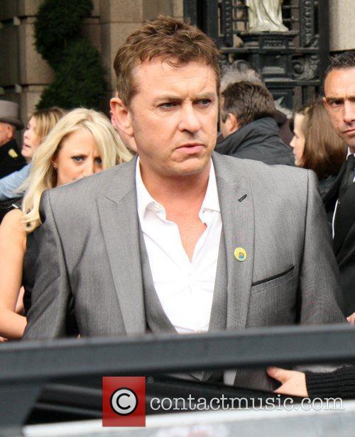 Shane Richie The British Soap Awards at Granada...