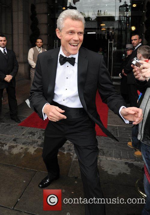 Andrew Hall The British Soap Awards at Granada...