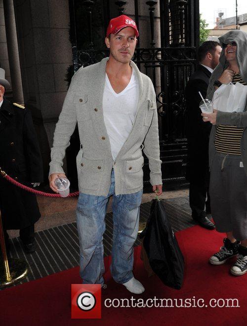 Ashley Taylor Dawson The British Soap Awards at...