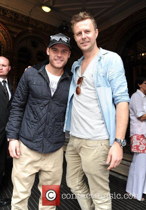 Danny Miller and Tom Lister 8