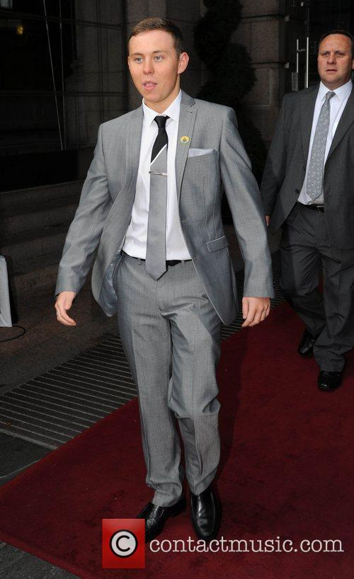 Joshua Pascoe The British Soap Awards at Granada...