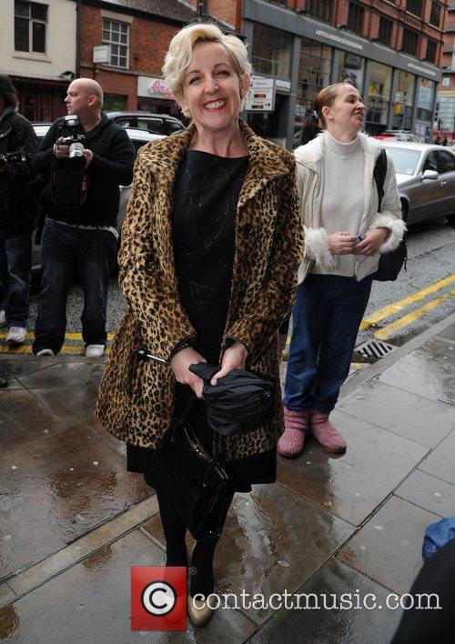 Julie Hesmondhalgh The British Soap Awards at Granada...