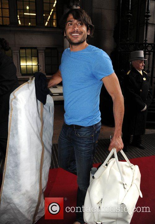 Marc Elliots The British Soap Awards at Granada...