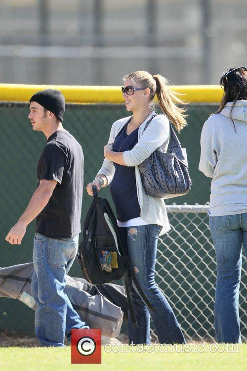 Kevin Federline, Britney Spears, Sean Preston and The Game 8