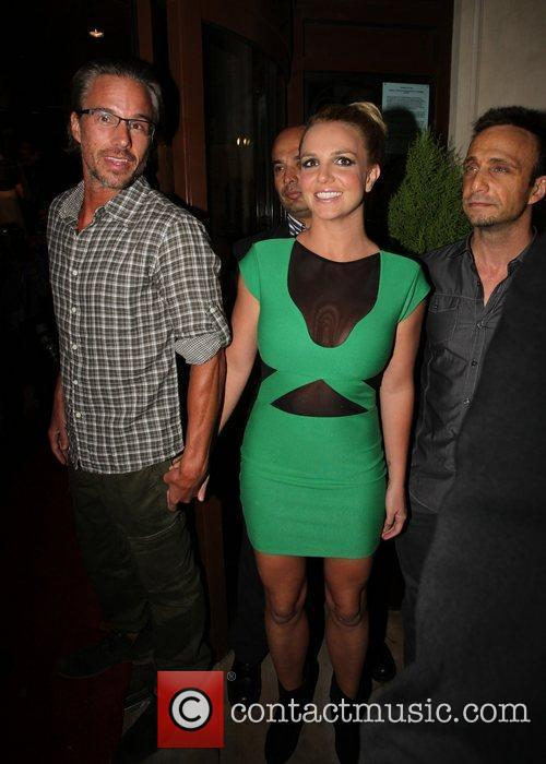 Britney Spears and Jason Trawick 4