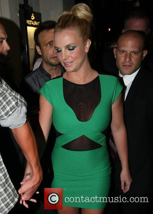 Britney Spears and Jason Trawick 11