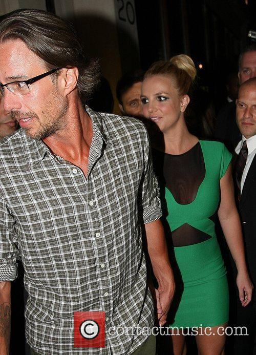 Britney Spears and Jason Trawick 6