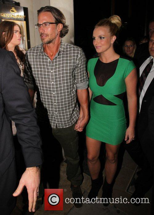 Britney Spears and Jason Trawick 8
