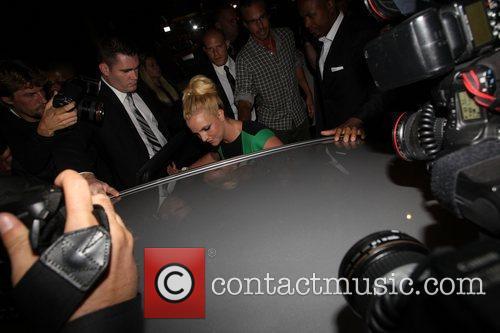 Britney Spears and Jason Trawick 14