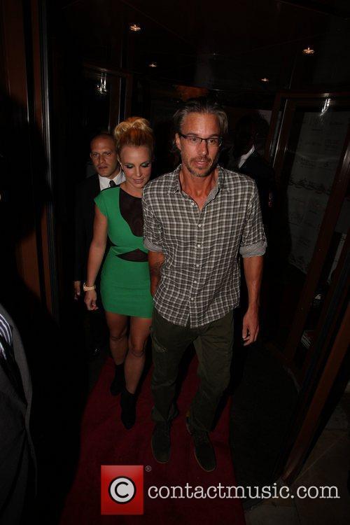 Britney Spears and Jason Trawick 12