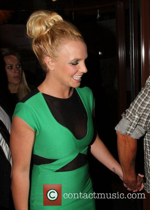 Britney Spears and Jason Trawick 16