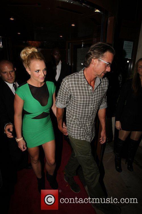 Britney Spears and Jason Trawick 17