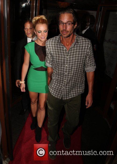 Britney Spears and Jason Trawick 13