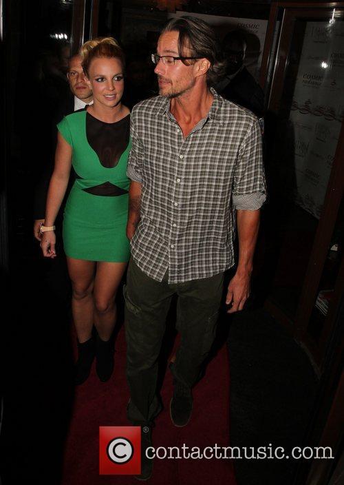 Britney Spears and Jason Trawick 15