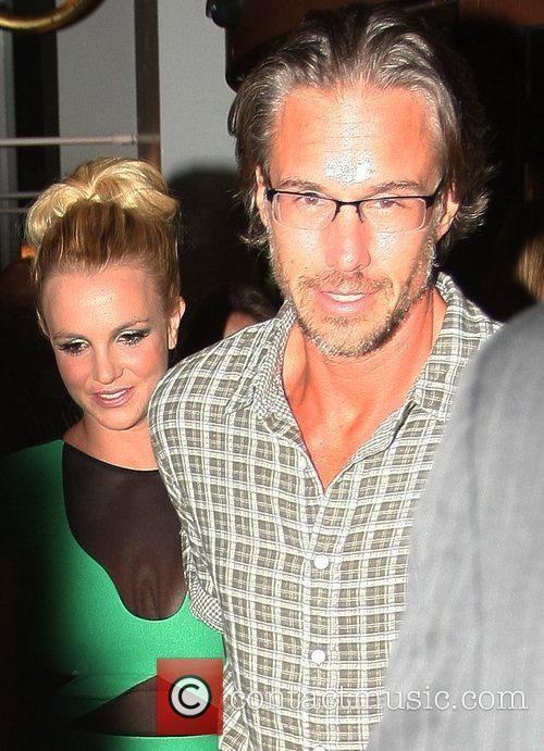 Britney Spears and Jason Trawick 18