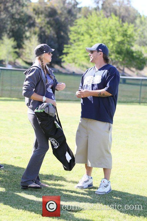 Victoria Prince and Kevin Federline  Britney Spears,...