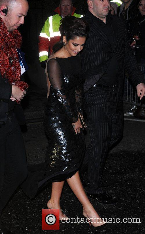 Cheryl Cole, Brit Awards