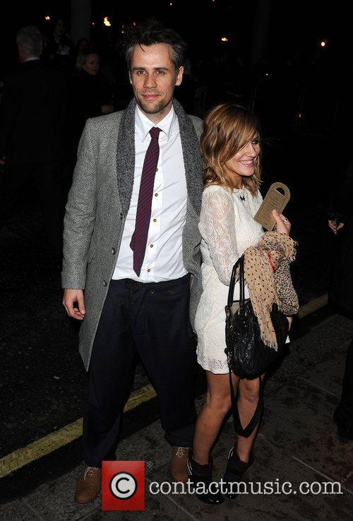 Brit Awards afterparty held at the Savoy -...