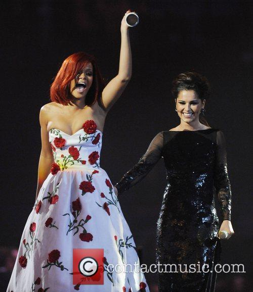 Rihanna and Cheryl Tweedy 8
