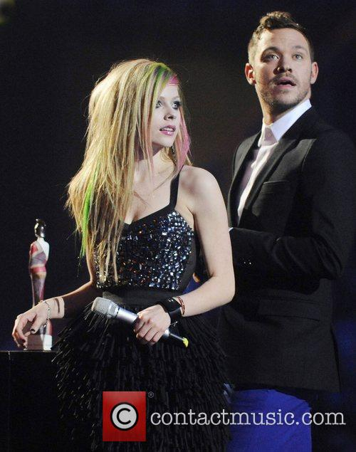 Avril Lavigne and Will Young 1