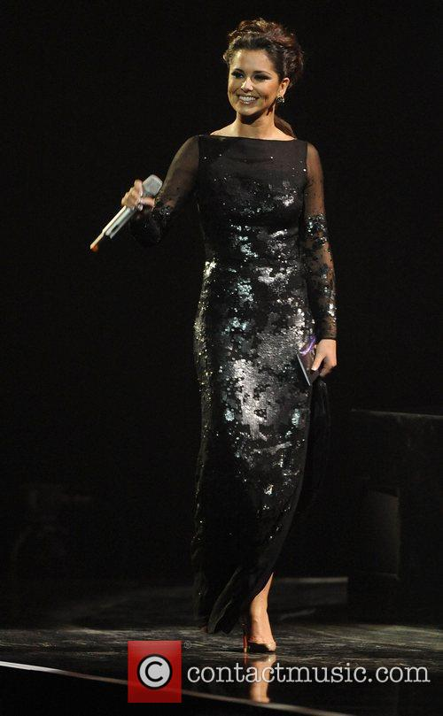 Cheryl Cole, Brit Awards, O2 Arena