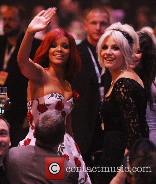Rihanna and Pixie Lott 11