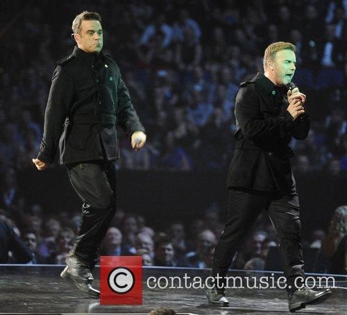Robbie Williams, Gary Barlow and Take That 10
