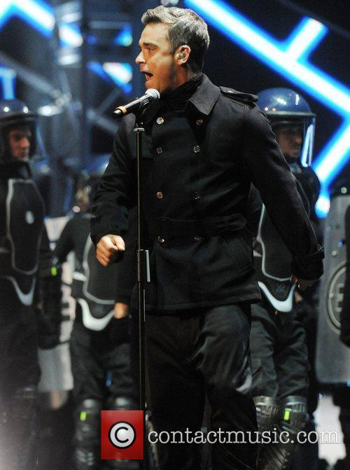 Robbie Williams and Take That 7