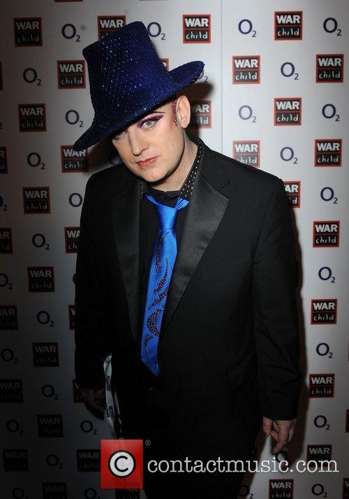 Boy George and War Child 3