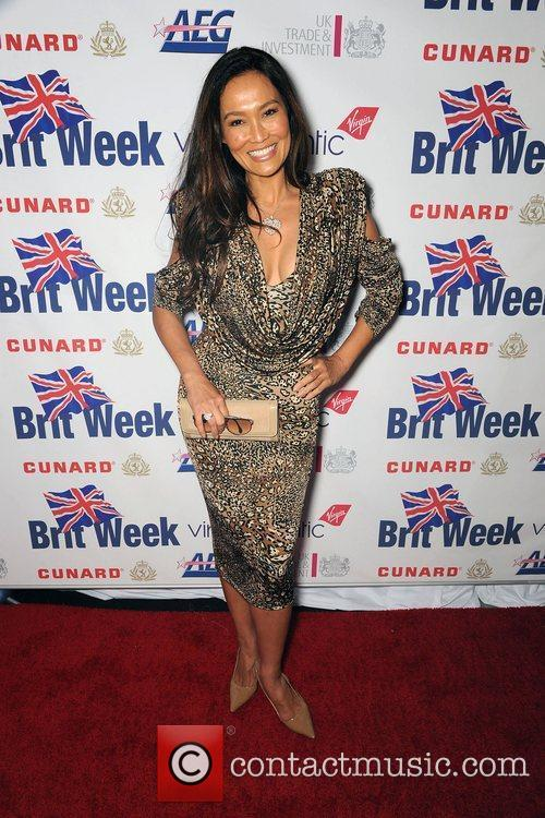 BritWeek's fundraising gala held At The Event Deck...