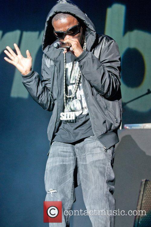 Performing at BRMB Live 2011 at the LG...