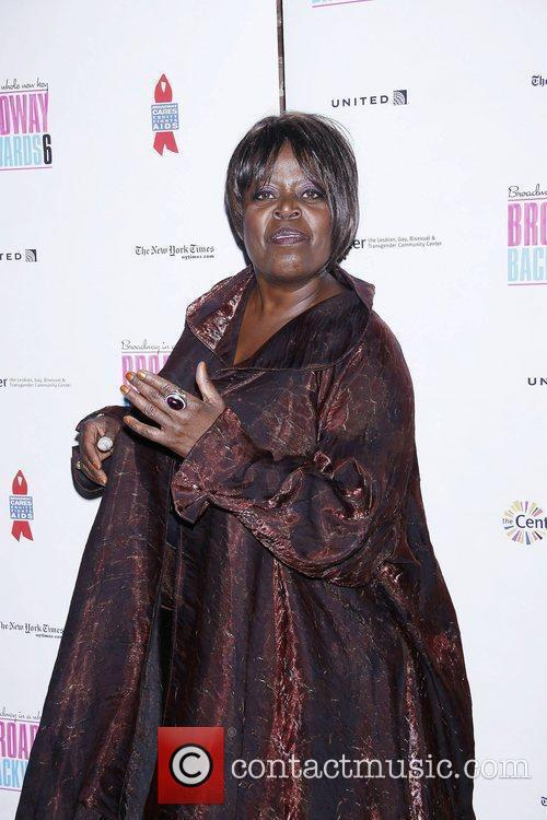 Lillias White Broadway Backwards 6, a one-night only...