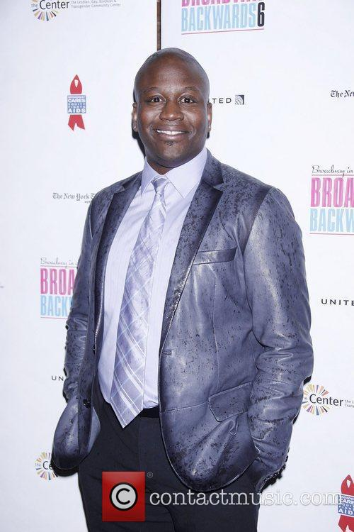 Tituss Burgess Broadway Backwards 6, a one-night only...