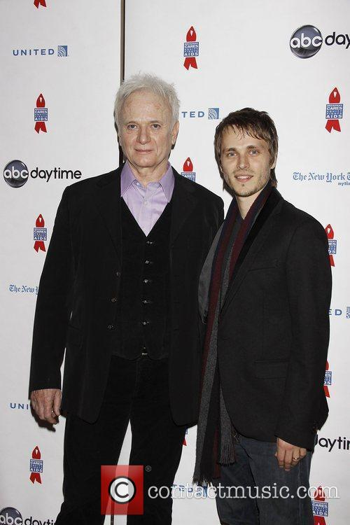 Anthony Geary and Jonathan Jackson 3