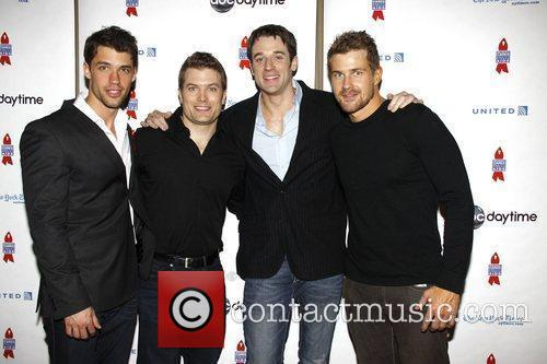 David Gregory, Mark Lawson, Tom Degnan and Josh...
