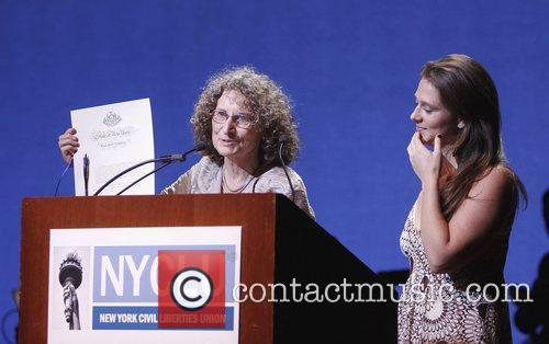 Donna Lieberman and Liana Stampur  'Broadway Stands...