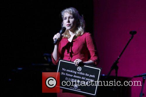 Nellie McKay  'Broadway Stands Up for Freedom':...