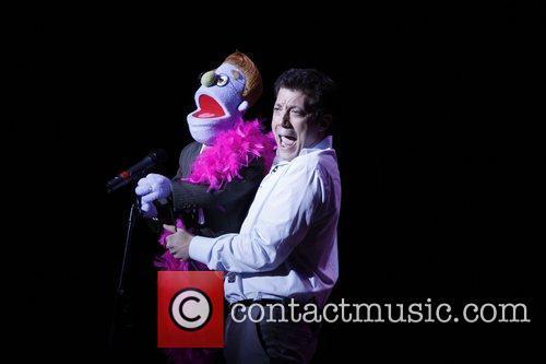 Rod and John Tartaglia  'Broadway Stands Up...