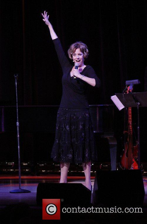Broadway Originals 2011 concert held at The Town...
