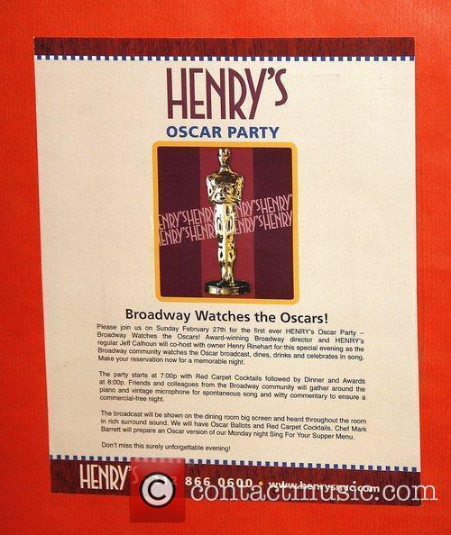 Atmosphere  Henry's restaurant owner Henry Rinehart and...