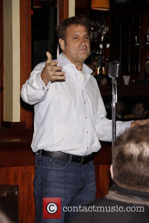 Jeff Calhoun  Henry's restaurant owner Henry Rinehart...