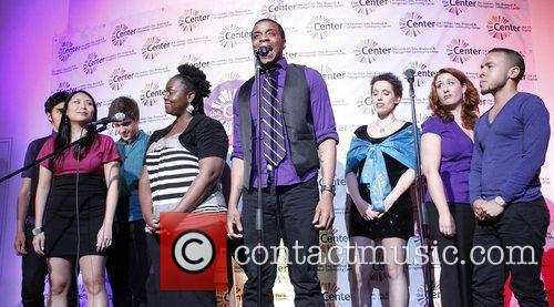 Antoine L. Smith and Cast members Neal B....