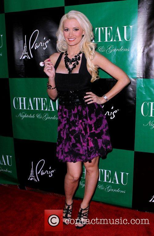 holly madison reality tv star brody jenner hosts spring break party at chateau nightclub at. Black Bedroom Furniture Sets. Home Design Ideas
