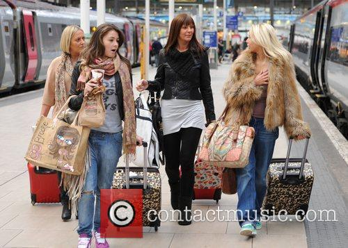 Brooke Vincent and Sacha Parkinson 1