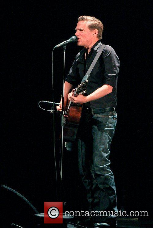 Bryan Adams performs during his 'The Bare Bones...