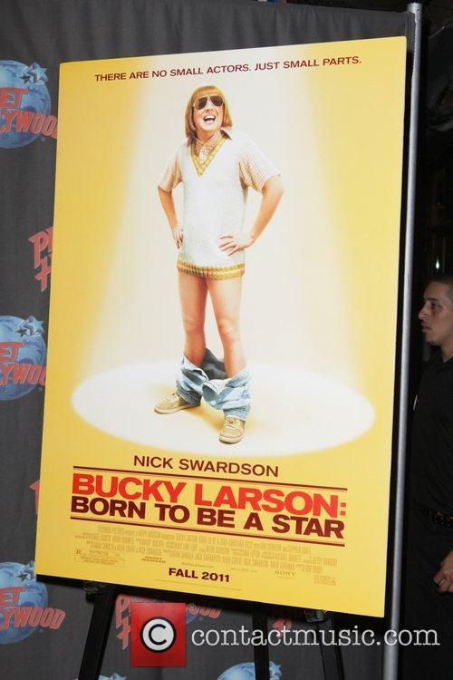 Nick Swardson promotes his starring role in the...