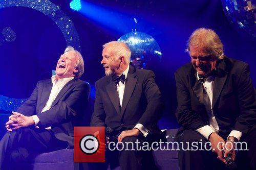 Dennis Waterman, David Essex and David English 25th...