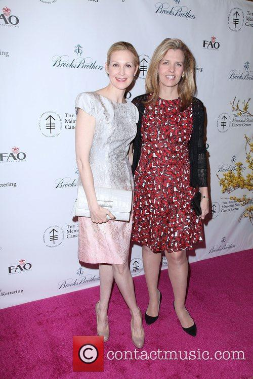 Kelly Rutherford and Heather Leeds,  at the...