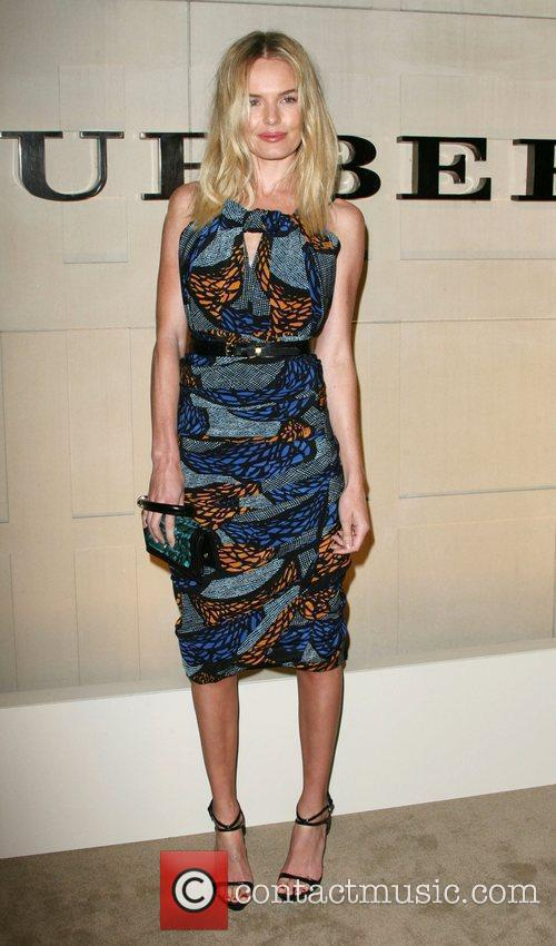Burberry Body Fragrance Launch held at Burberry Store